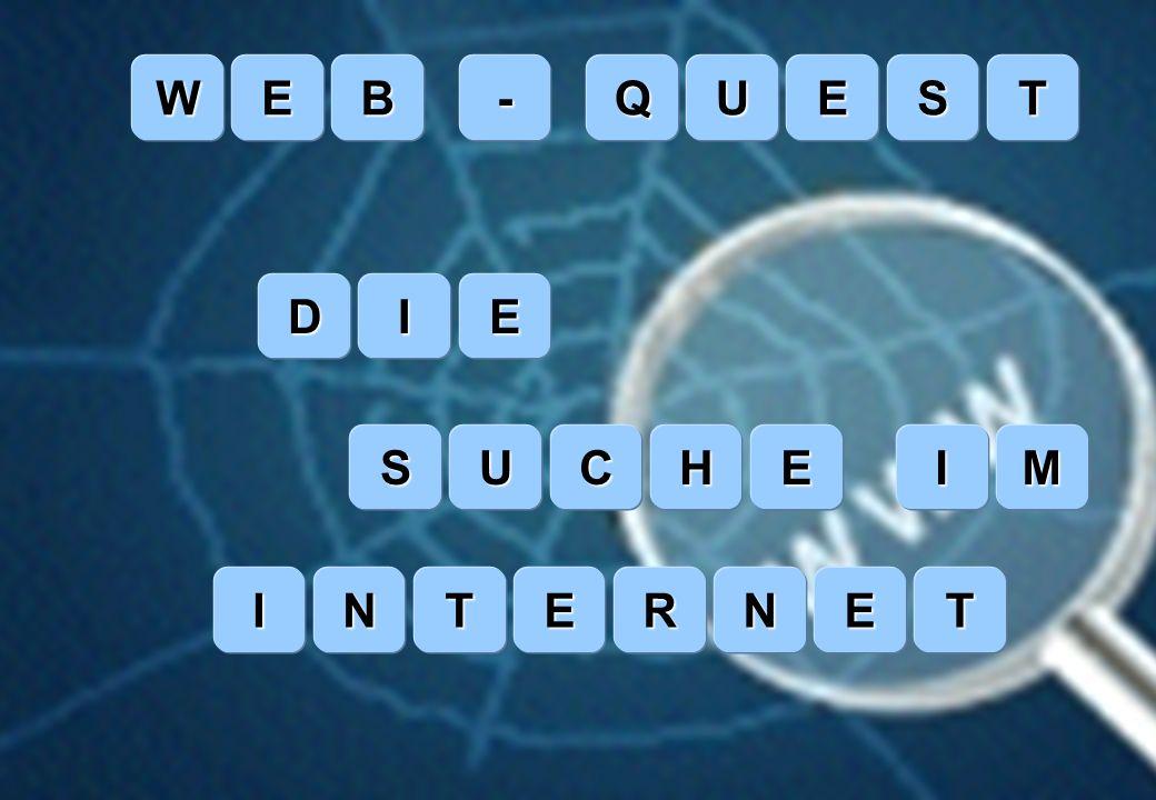 Altpapier WebQuest zum Thema Umweltschutz deo, beringen, 2006 WebQuest startenWebQuest beenden