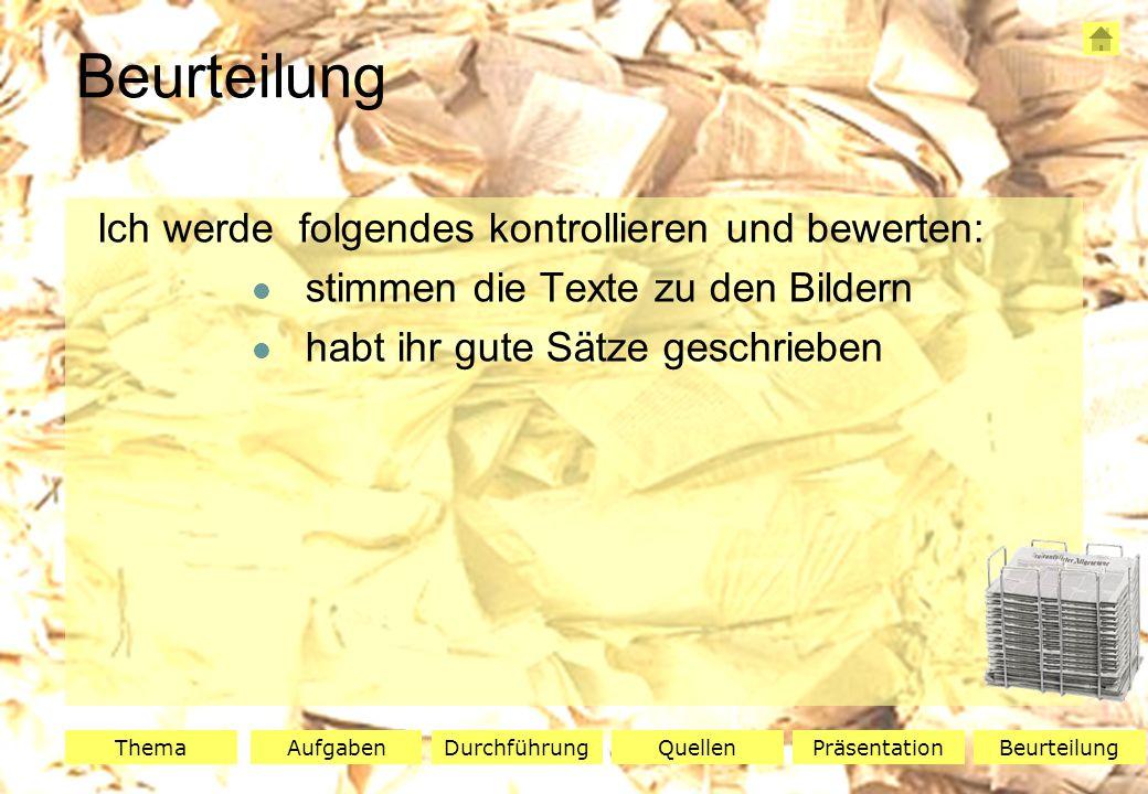 So wird aus Altpapier neues Papier hergestellt Die Anlieferung: Der Brei: Das Waschen: Das Papier: Beschreibe hier die Herstellung: Das passiert zu Hause: << Chemische Mittel: