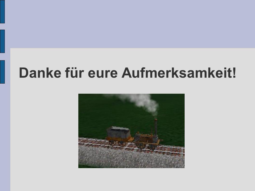 Die österreichische Eisenbahn ● Erste Eisenbahn von Floridsdorf – Deutsch Wagram ● ÖBB – 5672 km Gesamtlänge – 3420 km elektrifizierte Strecke