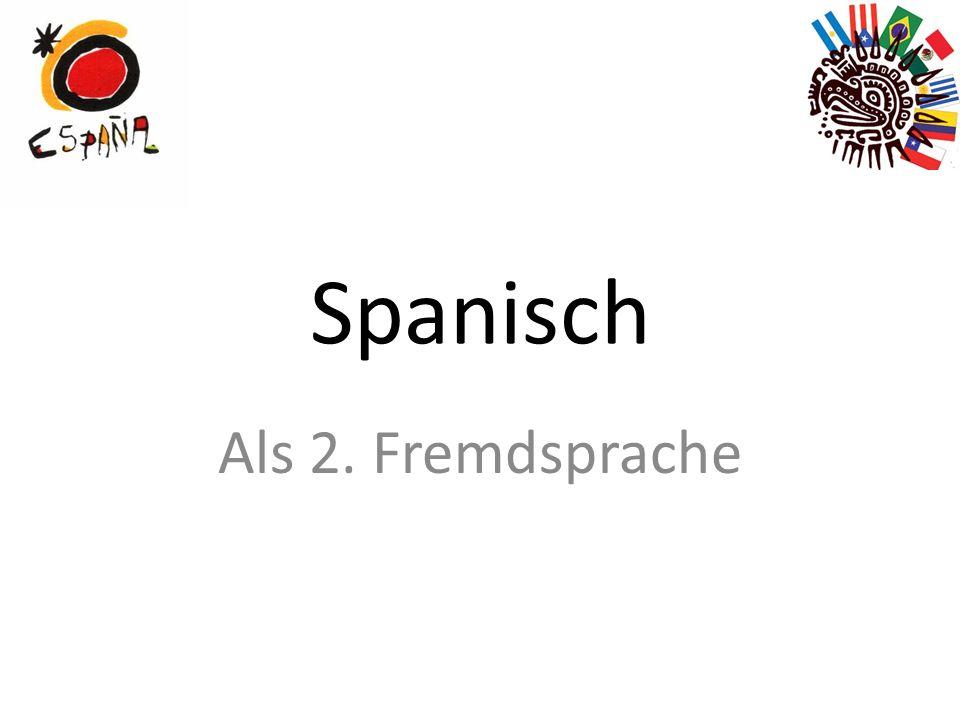 Spanisch Als 2. Fremdsprache