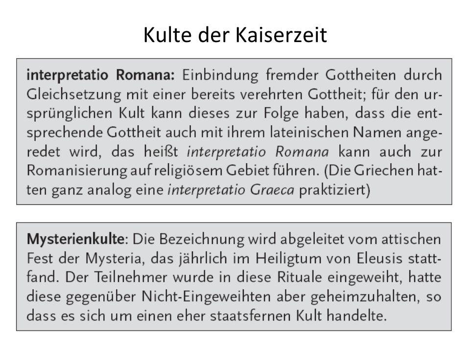 Literatur der Kaiserzeit --