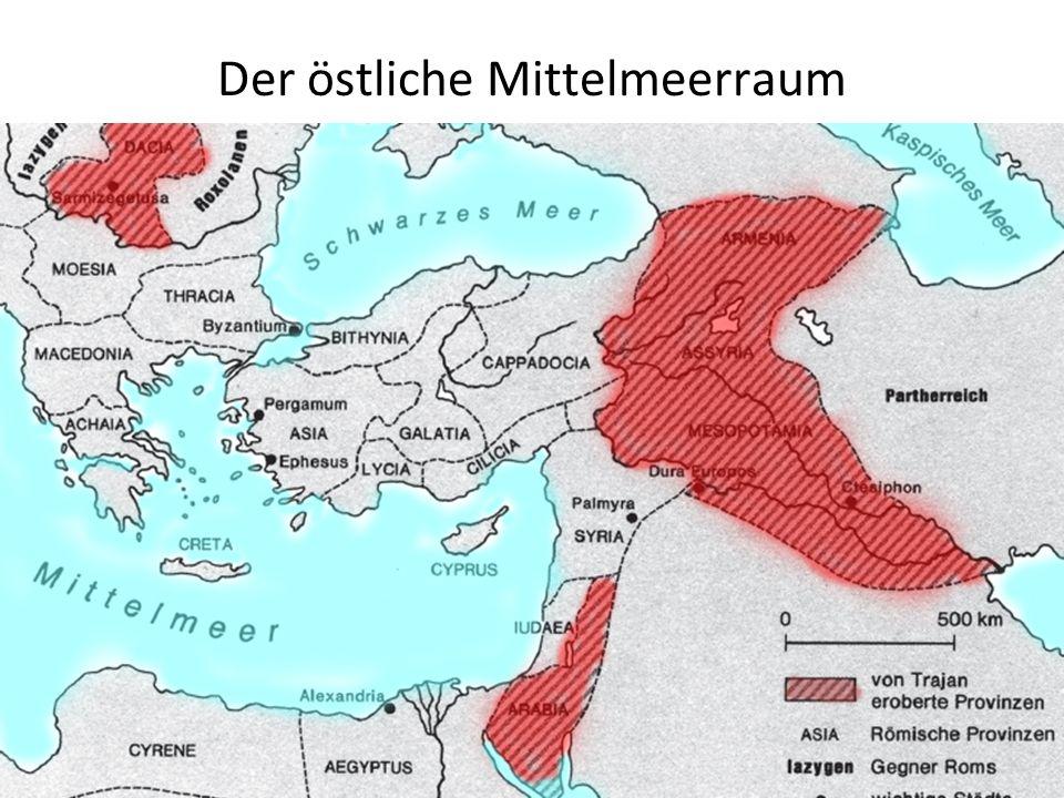 Der östliche Mittelmeerraum --