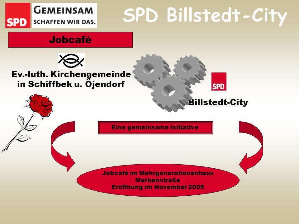 SPD Billstedt-City Ev.-luth. Kirchengemeinde in Schiffbek u.