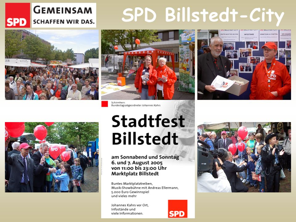 SPD Billstedt-City