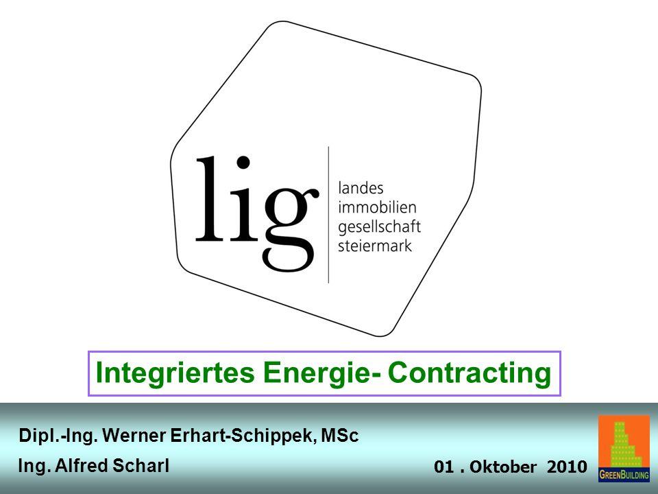 01. Oktober 2010 Ing. Alfred Scharl Dipl.-Ing.