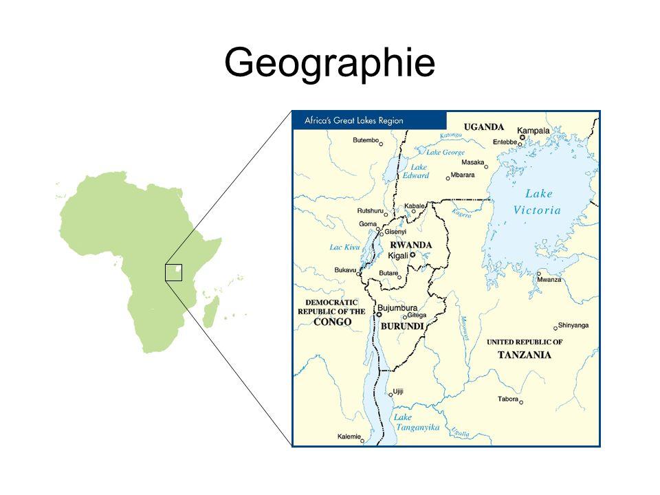 Burundi: Geschichte 1899 Deutsche Provinz 1923 an Belgien unter Völkerbund-Mandat 1962 Unabhängigkeit 1972 Hutu-Aufstand, gefolgt von Genozid 1987 Coup durch Buyoya 1993 Wahlsieg und Ermordung Ndadayes 1996 Zweiter Coup durch Buyoya