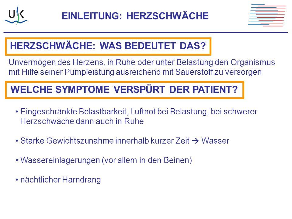 Therapeutisches Management von Patienten mit RA I.