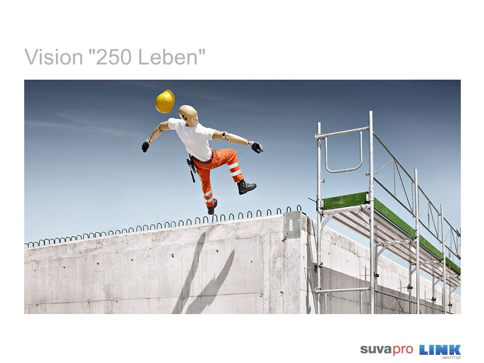 Vision 250 Leben