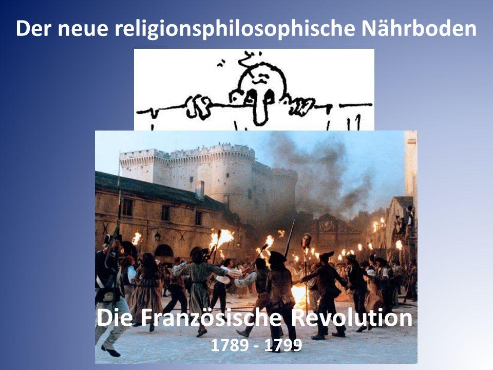Die Französische Revolution 1789 - 1799