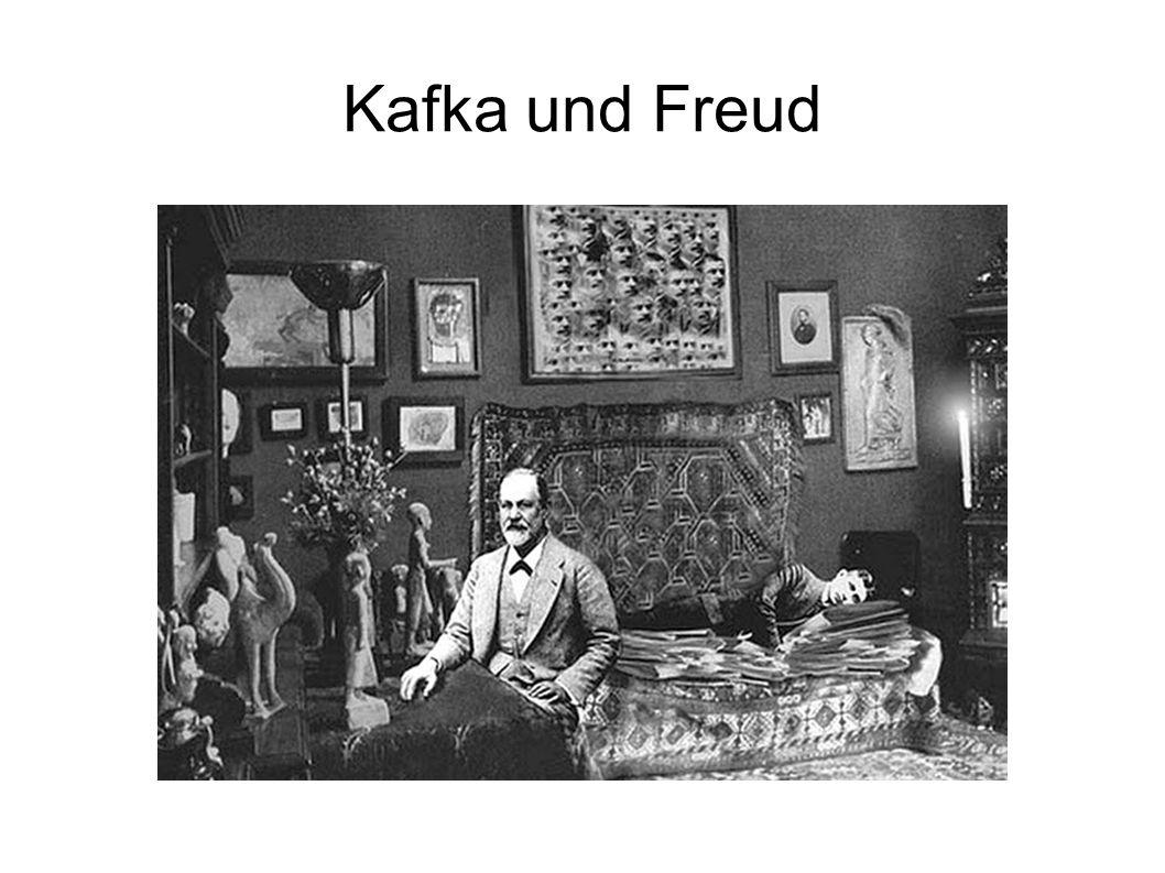 Kafka und Freud
