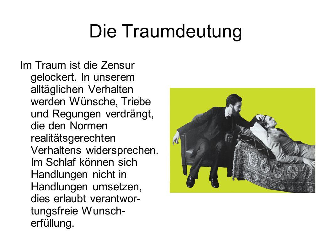 Das Unbehagen in der Kultur Die Kontrolle über Lustprinzip und Aggressionslust bleibt laut Freud immer unvollkommen.