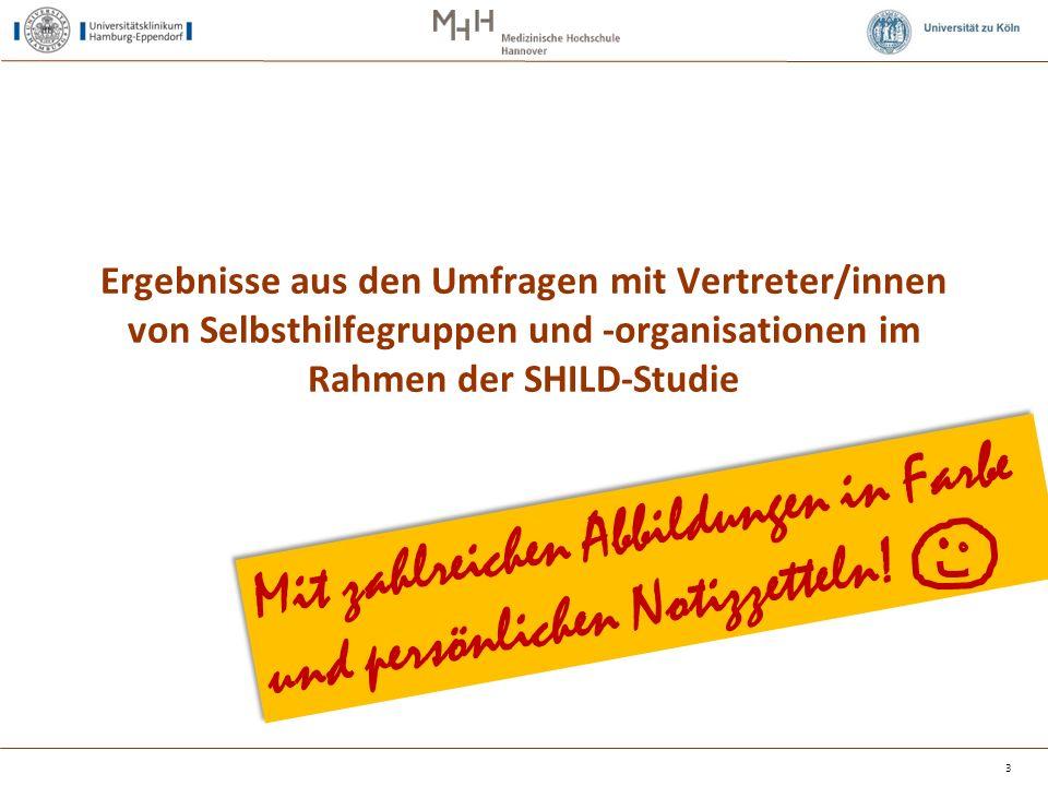 44 Dierks, von dem Knesebeck, Kofahl, Kreusel, Langenhorst, Nickel, Schulz-Nieswandt, Seidel, Weber und Werner www.uke.de/shild/ Herzlichen Dank für Ihre Aufmerksamkeit!