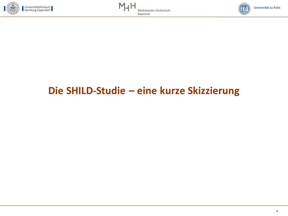 35 Zum Vergleich: Beteiligungsmöglichkeiten der SHO an Entscheidungsprozessen im Gesundheitswesen 2007* (Angaben in %) * Kofahl et al 2010