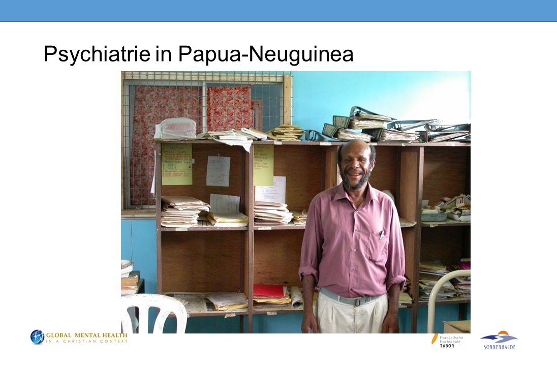 Psychotherapie in Papua