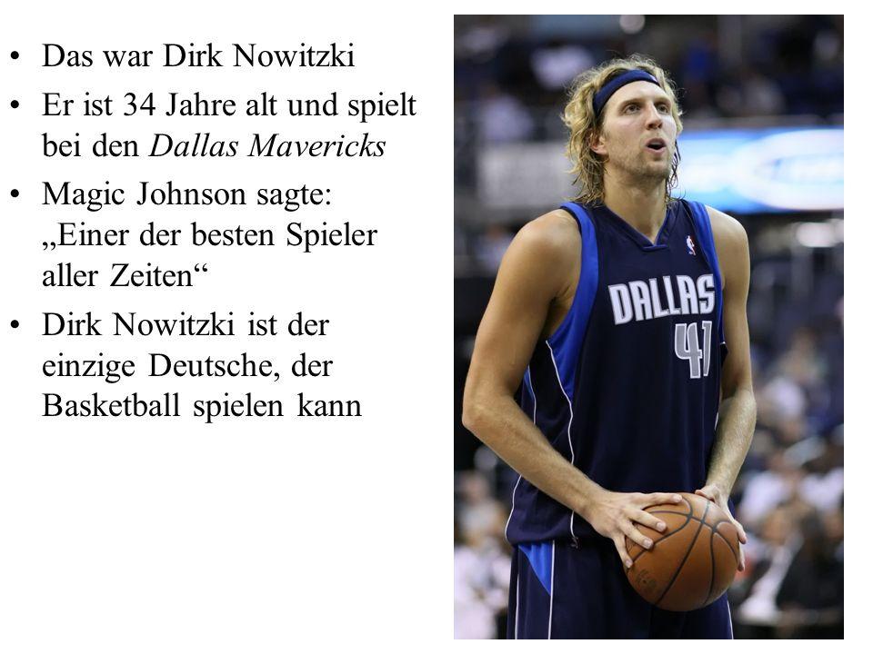 Dirk Nowitzki Fadeaway In der Metzgerei Fadeaway In der Metzgerei
