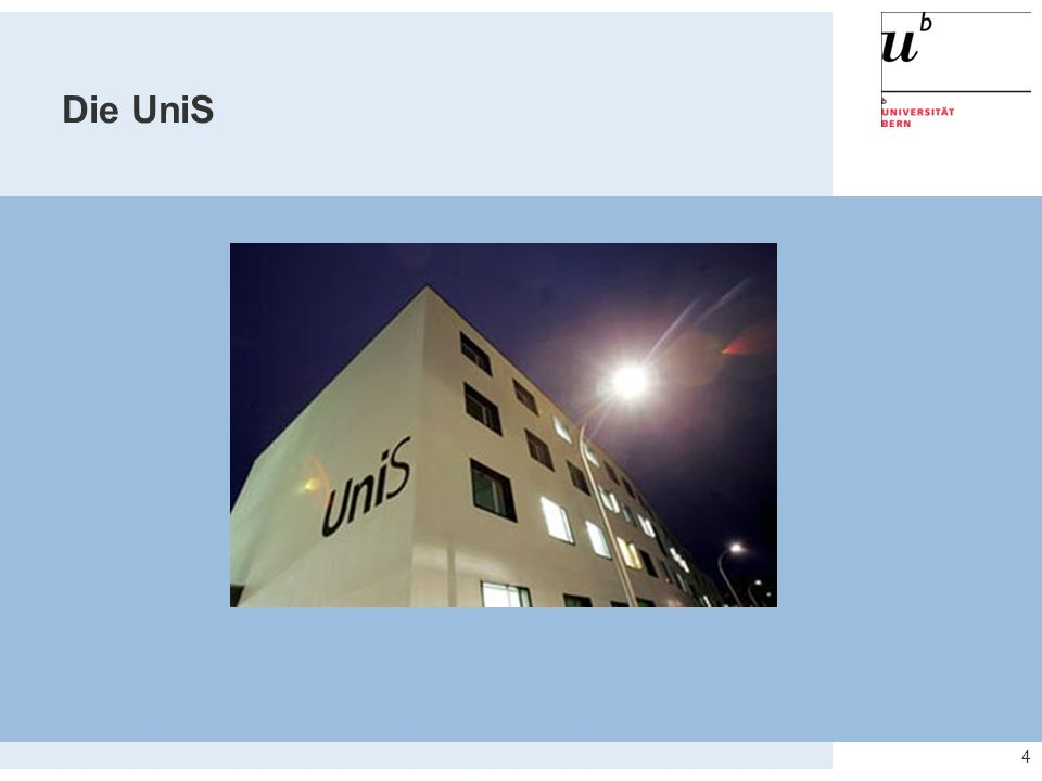 Die UniS 4
