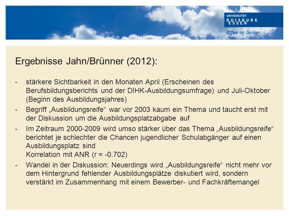 Titelmasterformat durch Klicken bearbeiten Quelle: Jahn/Brünner 2012, S. 56