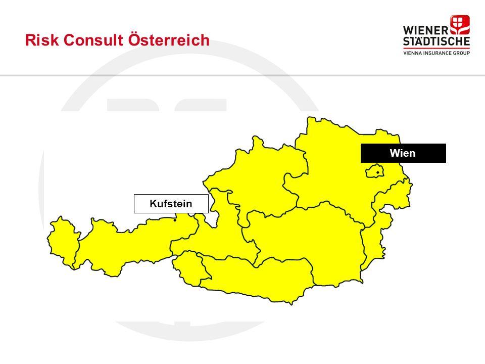 Wien Kufstein Risk Consult Österreich