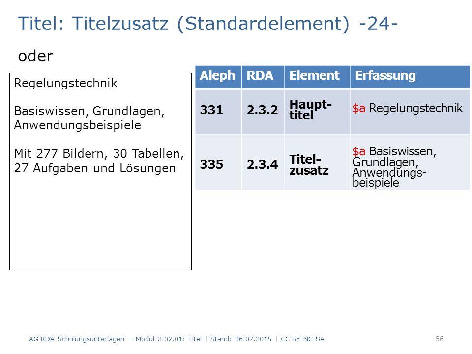 Titel: Titelzusatz (Standardelement) -24- oder Regelungstechnik Basiswissen, Grundlagen, Anwendungsbeispiele Mit 277 Bildern, 30 Tabellen, 27 Aufgaben