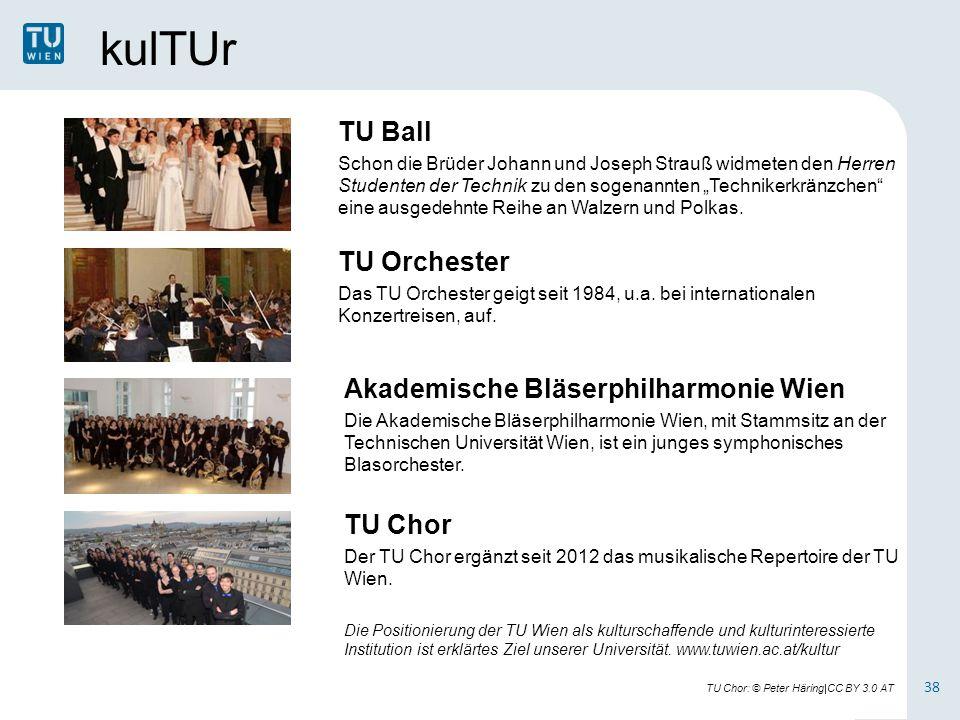 """kulTUr TU Ball Schon die Brüder Johann und Joseph Strauß widmeten den Herren Studenten der Technik zu den sogenannten """"Technikerkränzchen eine ausgedehnte Reihe an Walzern und Polkas."""
