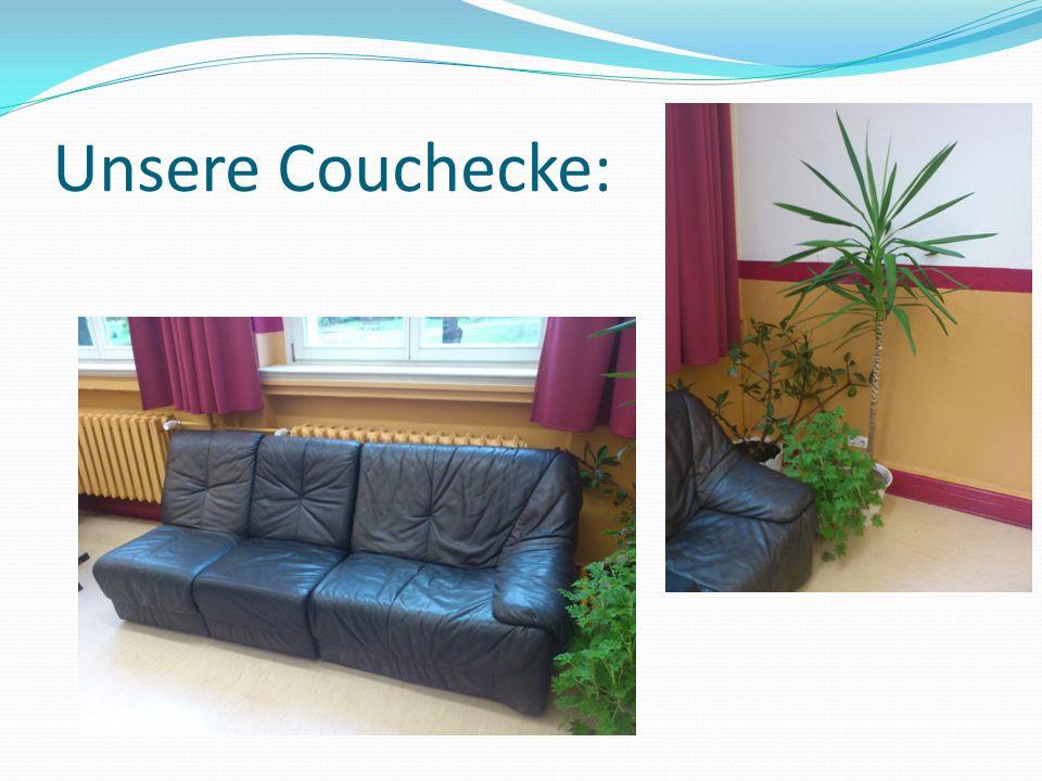 Unsere Couchecke: