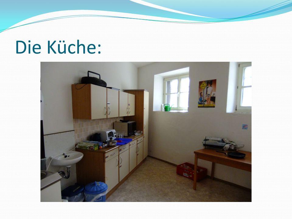Die Küche: