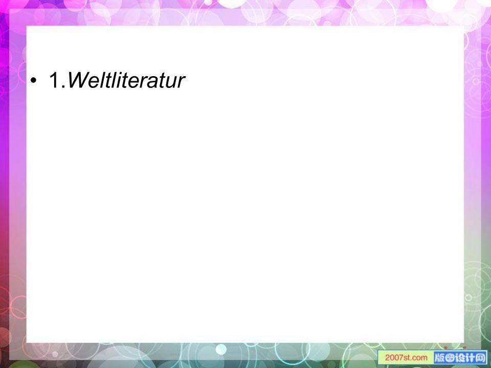 2.Goethes Übersetzungspraxis Homer, Sophokles, Pindar, Salomon, Racine, Diderot, Voltaire, Calderon, Shakespare, Byron, de Stäel vier Zeitabschnitte: 1)-1795 Übungsansichten 1768: Pierre Corneille: Le Menteur.