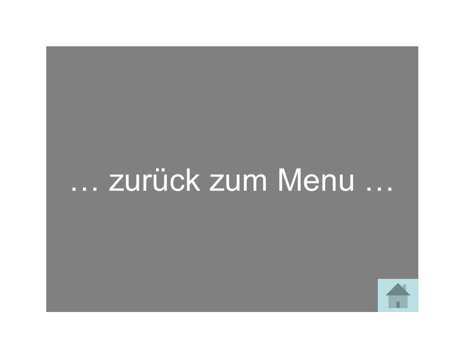 … zurück zum Menu …