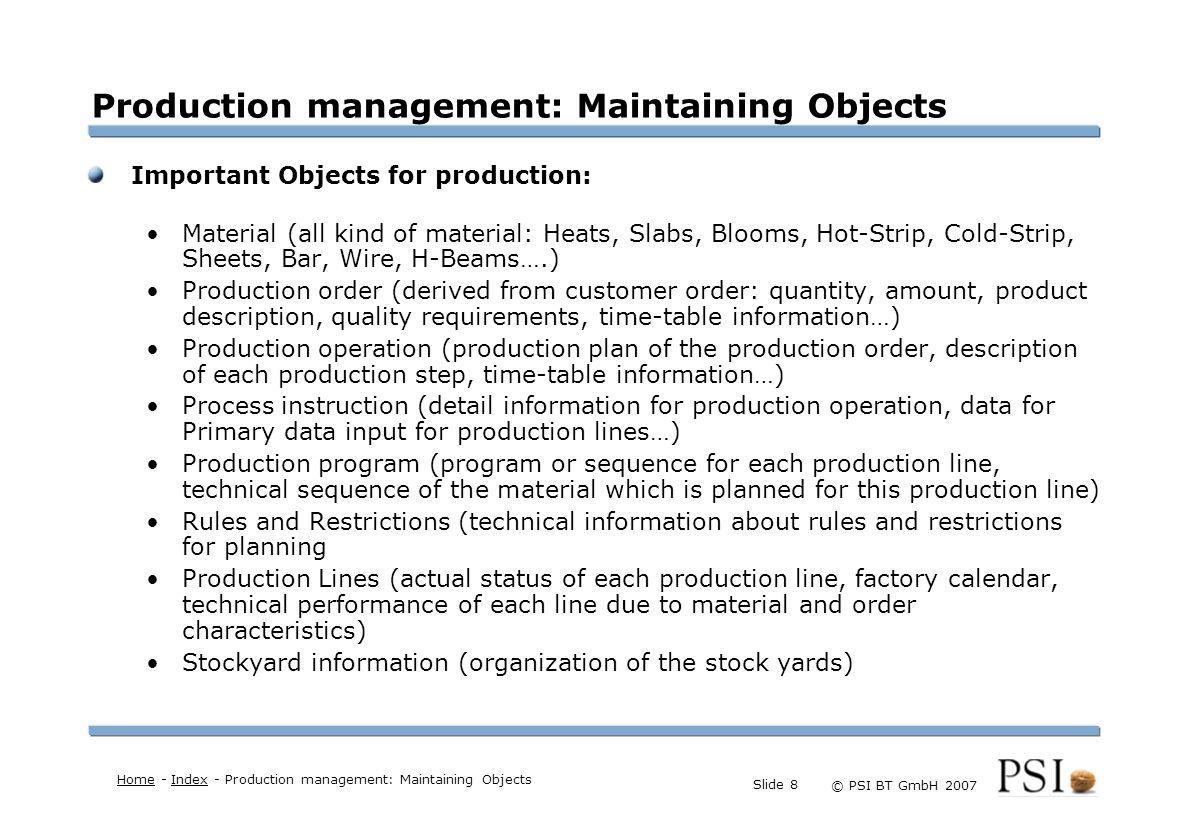 Farben Buttons der Geschäftsgebiete Linienstärken 1 Punkt Städtebutton © PSI BT GmbH 2007 Slide 19 PSImetals: IT-Решения для Металлургии Benefits