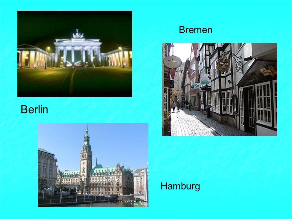Berlin Bremen Hamburg