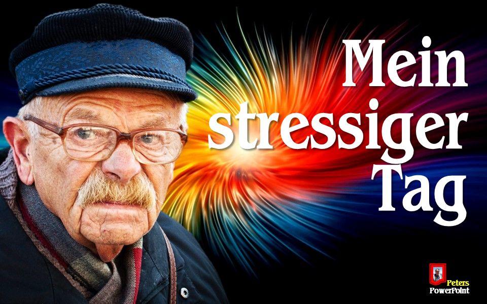 Mein stressiger Tag