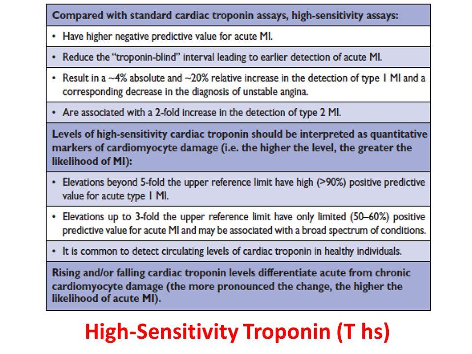 High-Sensitivity Troponin (T hs)
