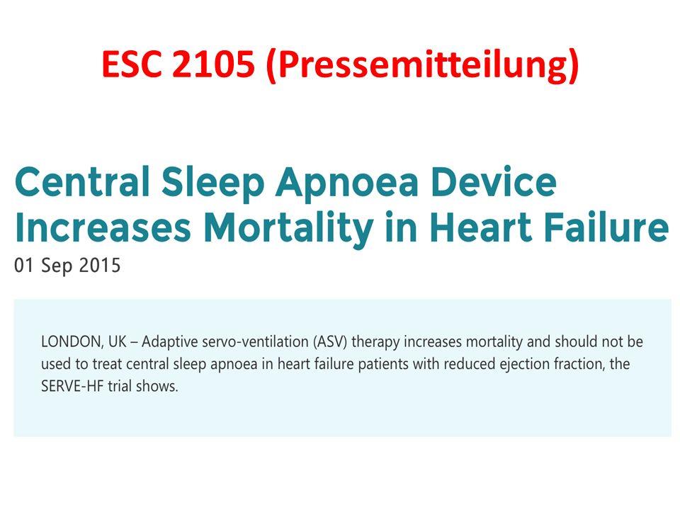 ESC 2105 (Pressemitteilung)