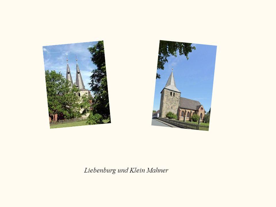 Liebenburg und Klein Mahner