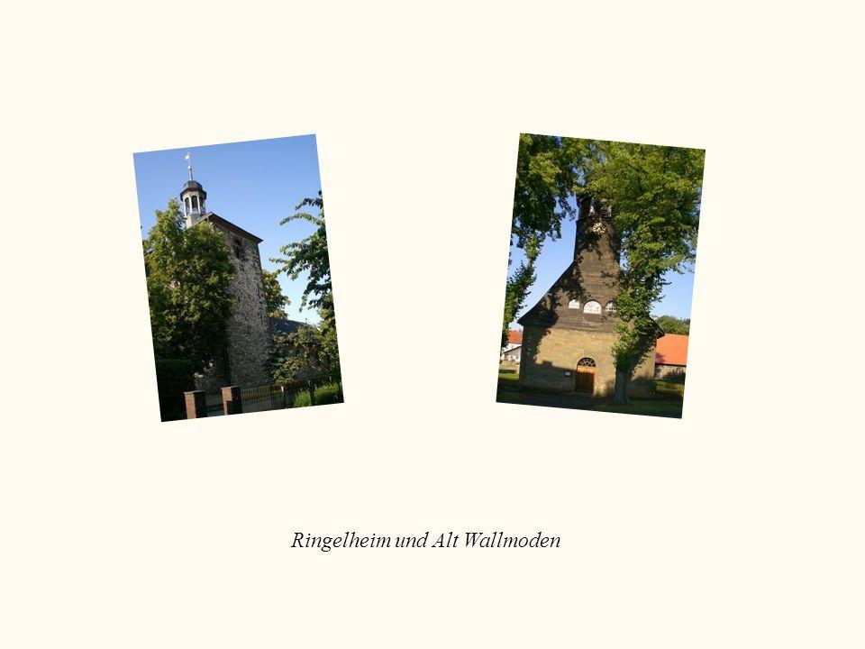 Ringelheim und Alt Wallmoden
