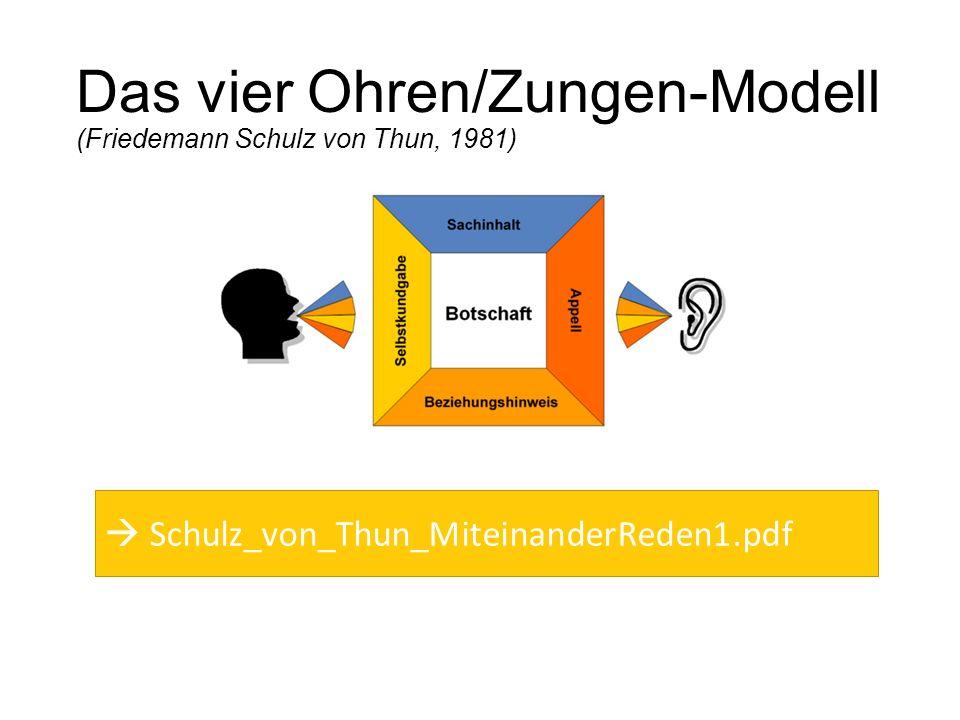 Das vier Ohren/Zungen-Modell (Friedemann Schulz von Thun, 1981)  Schulz_von_Thun_MiteinanderReden1.pdf