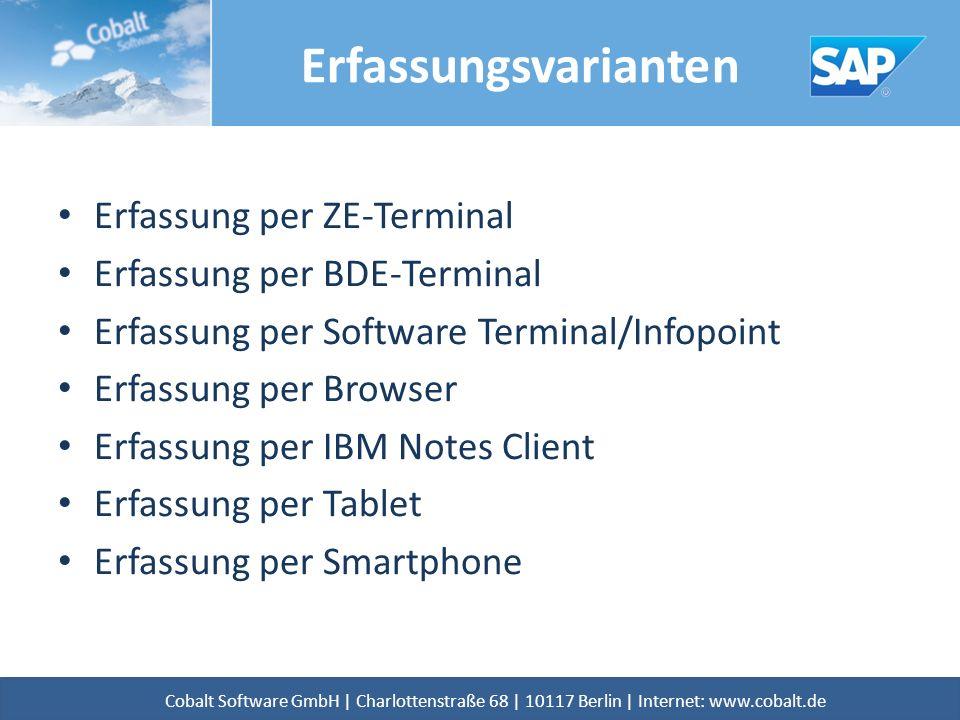 SAP - Anbindung Download Mitarbeiterdaten Download Mitarbeitersalden Download Kostenstellen Download Innenaufträge Download Projekte Upload Zeitereignisse Darstellung der aktuellen SAP-Salden im Browser bzw.