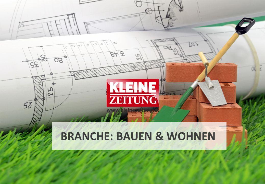 BRANCHE: BAUEN & WOHNEN