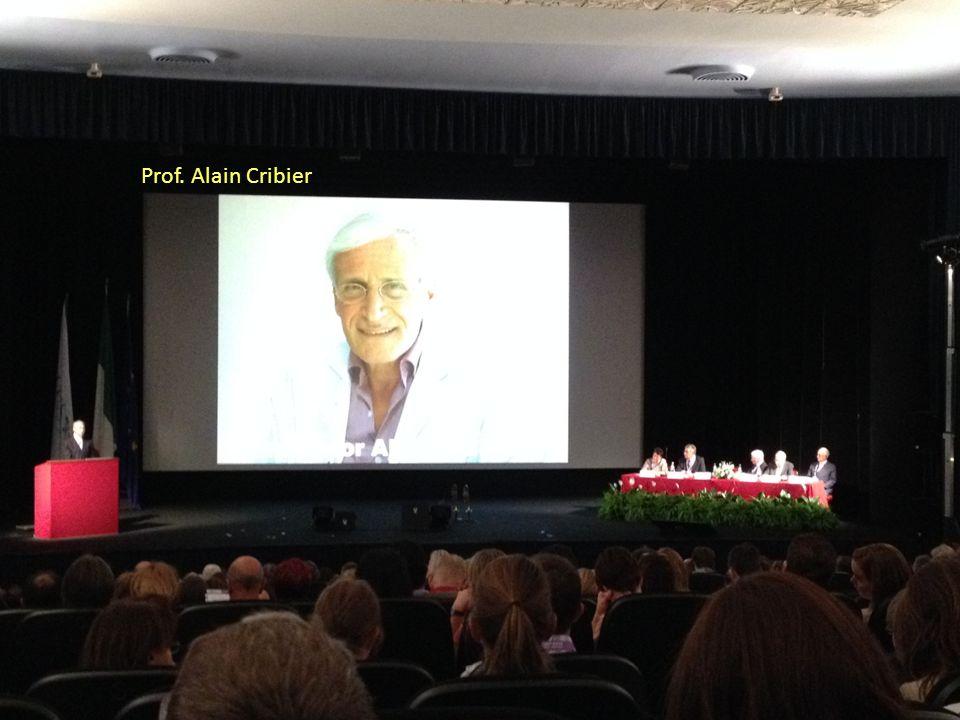 Prof. Alain Cribier