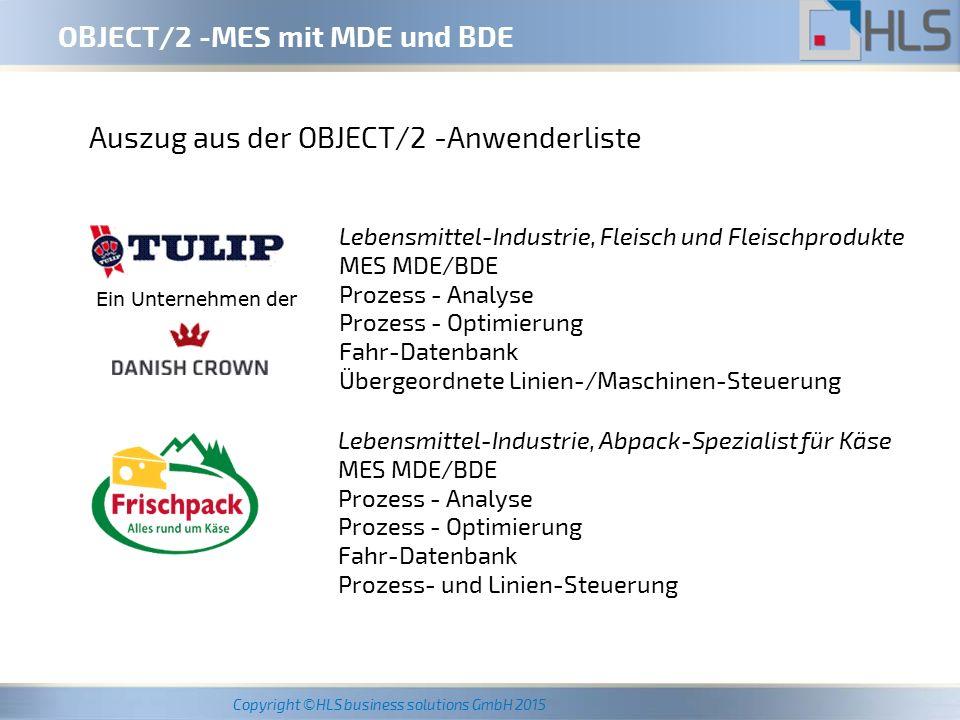 Copyright ©HLS business solutions GmbH 2015 Störungen historisch