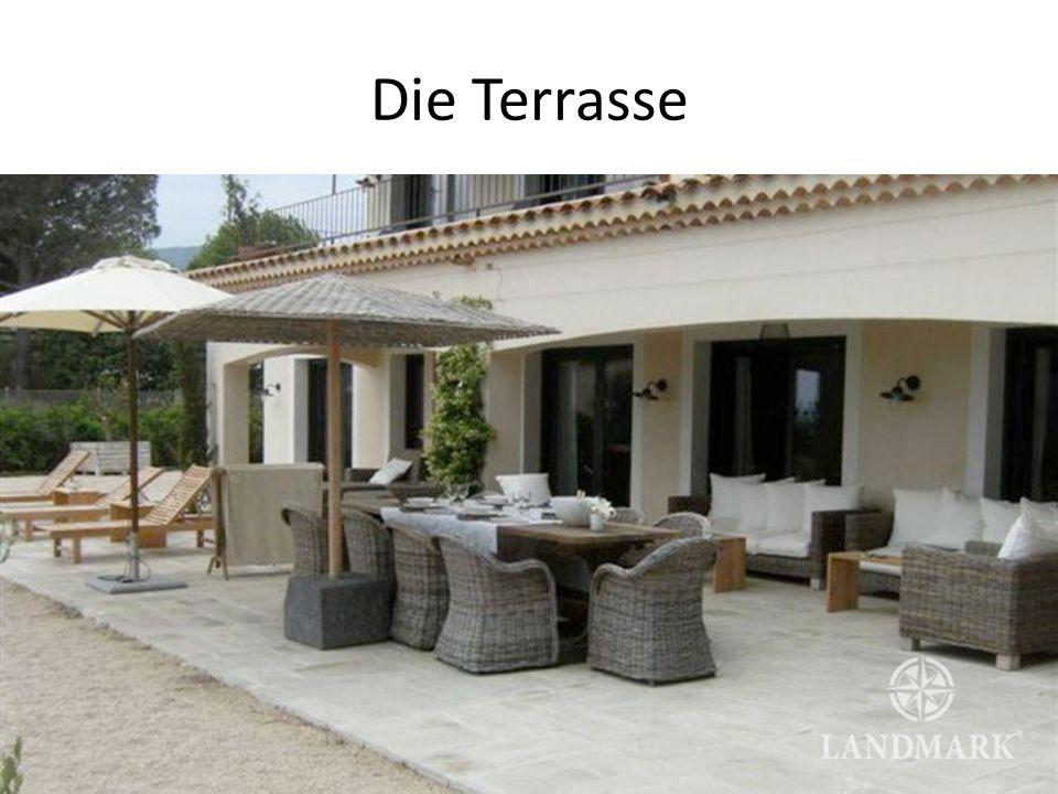Die Terrasse