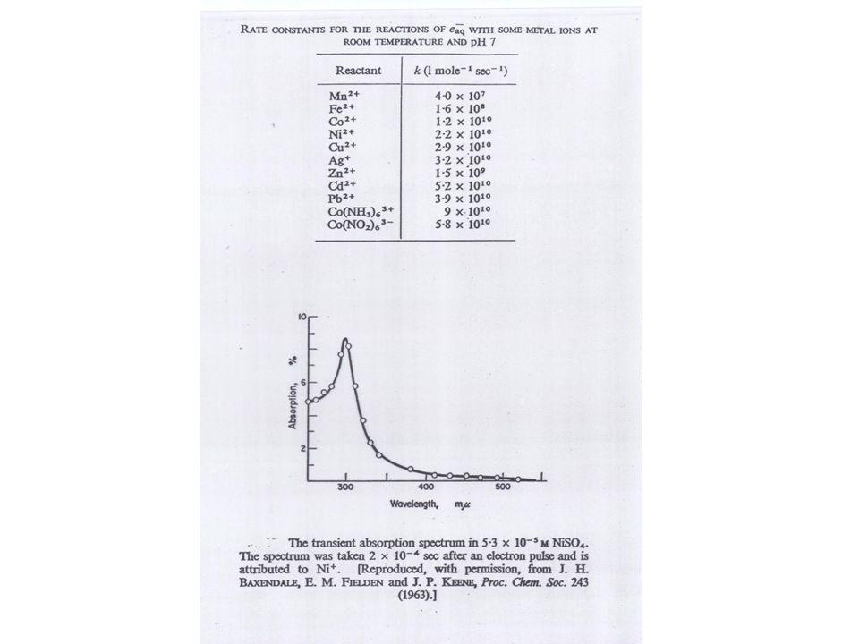 Solvatisierte Elektronen verursachen DNA Schäden 2010 wurde von Bernd Abel et al.