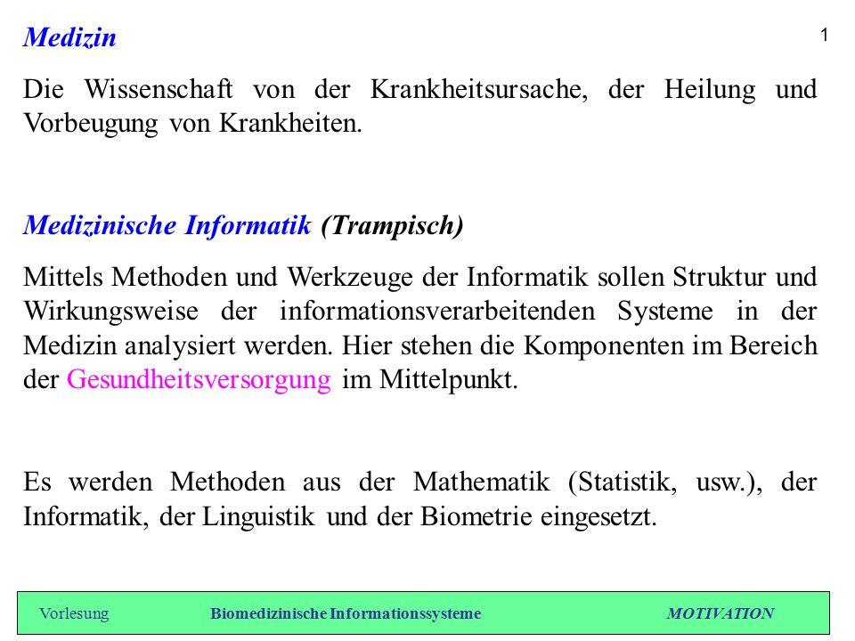 Kernpunkte: Automatisierte Datenerfassung und Auswertung: Uninterpretierte Präsentation von Daten, wie z.B.