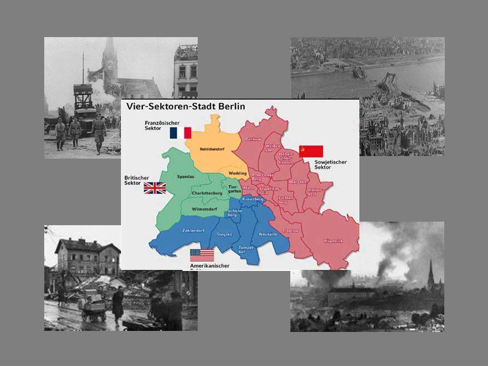 """Das DDR Grenzsicherungssystem """"Ring um Berlin (West) Stand: 31."""