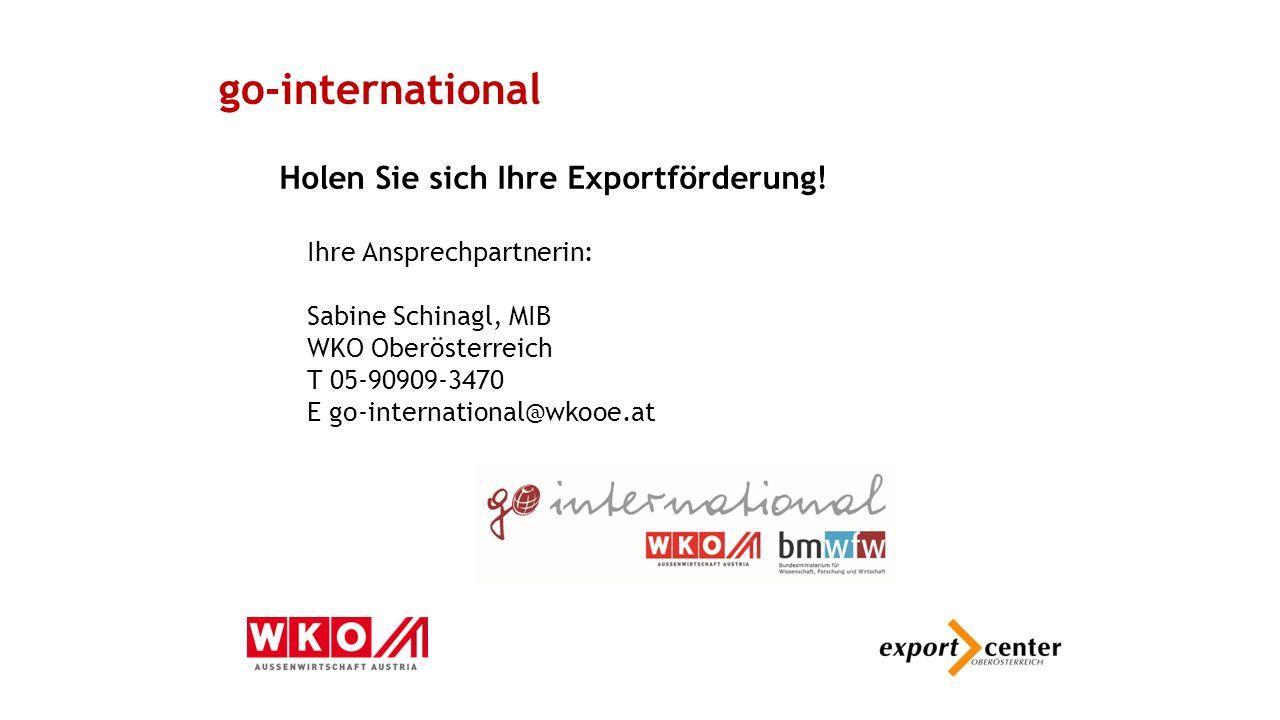 Gertrude Grininger-Reiter Land OÖ OÖ Exporttag 2015 Die Welt: Mein Markt.