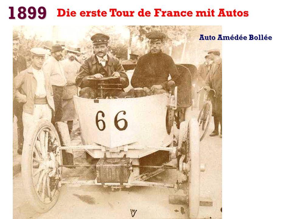 1899 Geburt von FIAT Fiat 3.5 PS