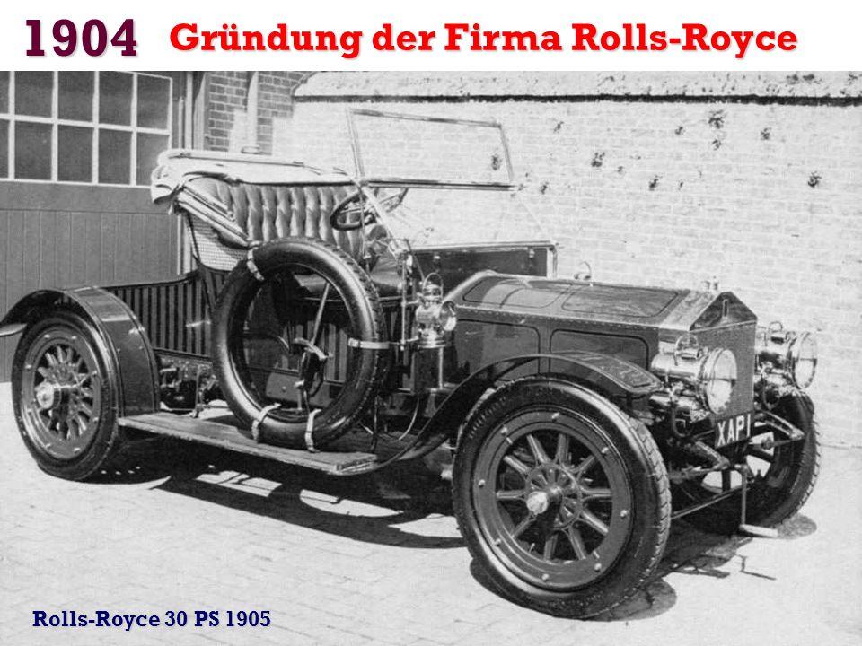 1903 Erstes Ford Auto: Modell A Erstes Ford Auto: Modell A