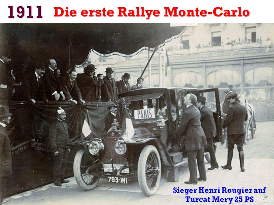 1910 Barney Oldfield erreicht 210 km/h auf seinem Blitzen Benz