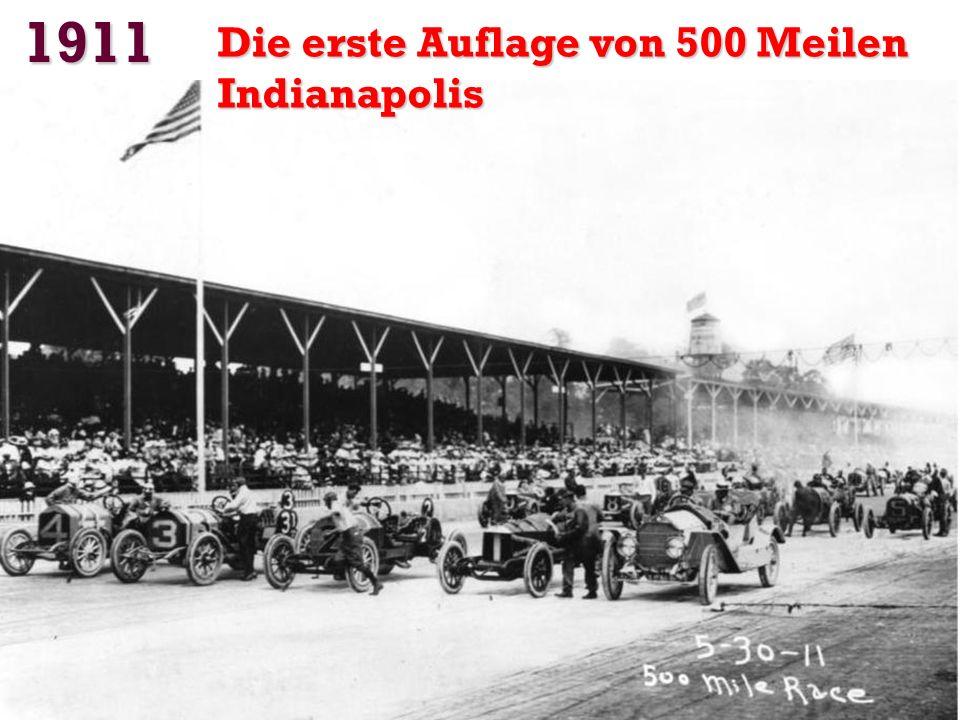 1911 Die erste Rallye Monte-Carlo Sieger Henri Rougier auf Turcat Mery 25 PS