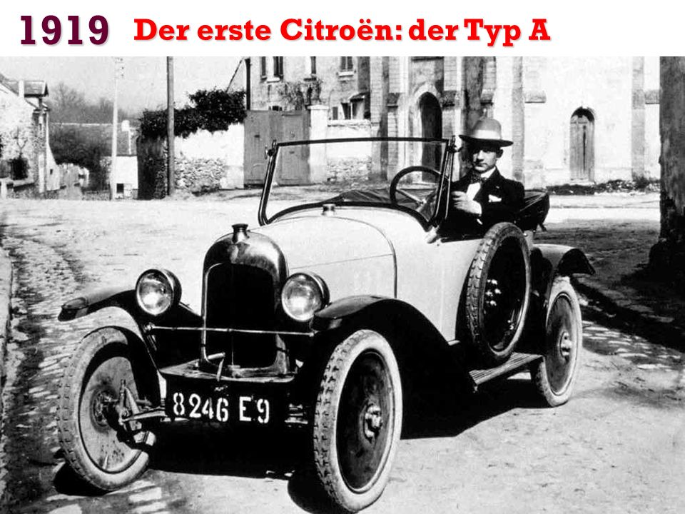 1914 Die Taxis von La Marne